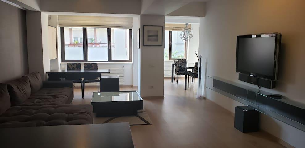 Central Bucharest elegant designer apartment