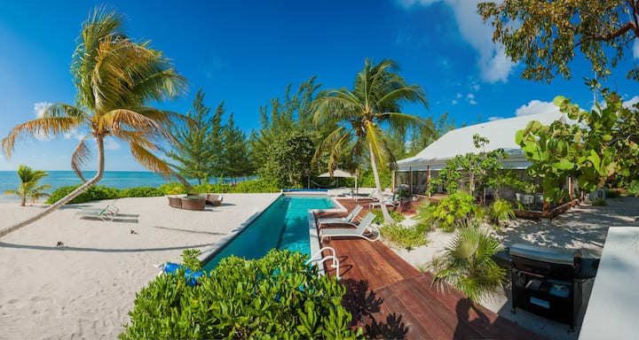 White Cottage by Luxury Cayman Villas