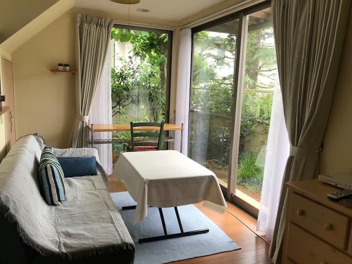 My Home in Tokyo, Chambre 40mts 駅から4分静かな住宅街1階貸切