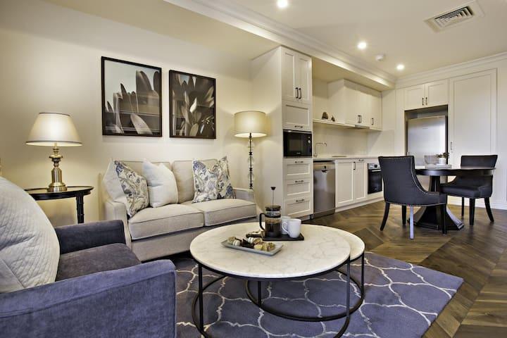 1 Bedroom Arbour Apartment