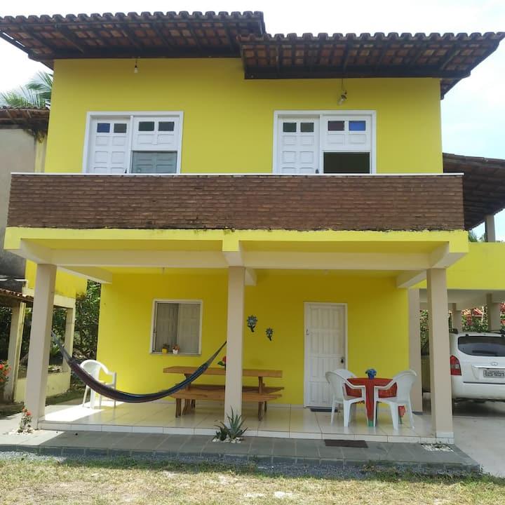 Casa de Praia - Praia do Sargi - Serra Grande