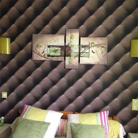 Chambre Montigny-Lengrain