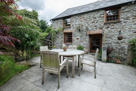 Pawton Mill Cottage Grade II listed - Wadebridge