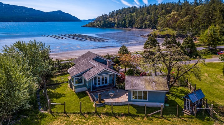 Orcas Island, Crescent Beach Cottage #252