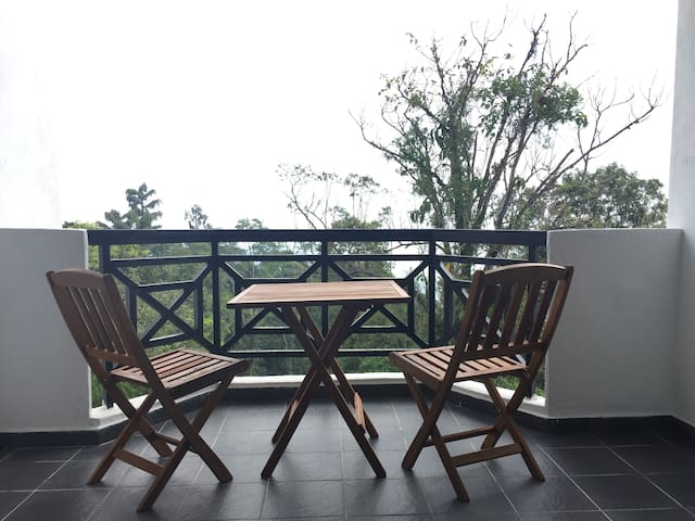 Silverpark Resort (APT)4Beds+2Rooms - Bukit Fraser - Apartamento