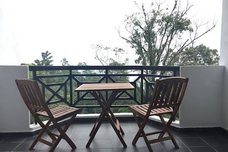 Silverpark Resort (APT)4Beds+2Rooms - Bukit Fraser