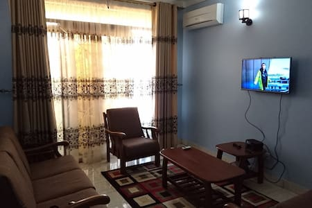 Ntinda View Apt 2 - Kampala - Appartement