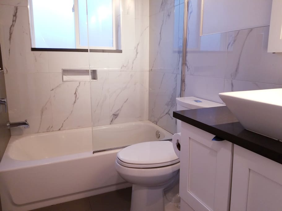 Brand New Modern Bathroom