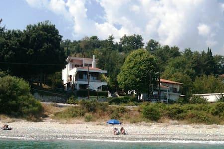 Platamon Castle Beach - Porto Voulis - Platamon