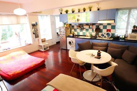 Central - SOHO - Spacious studio 3 Beds