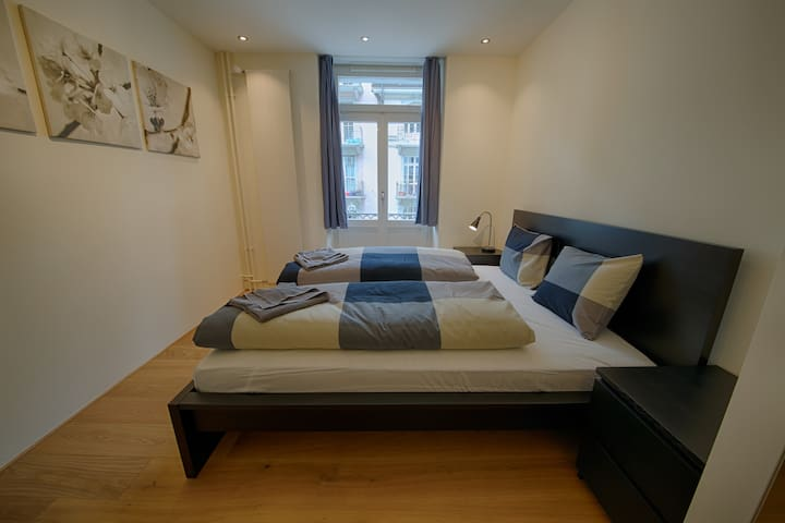 Cosy 3 room Apartment Wagner III - City