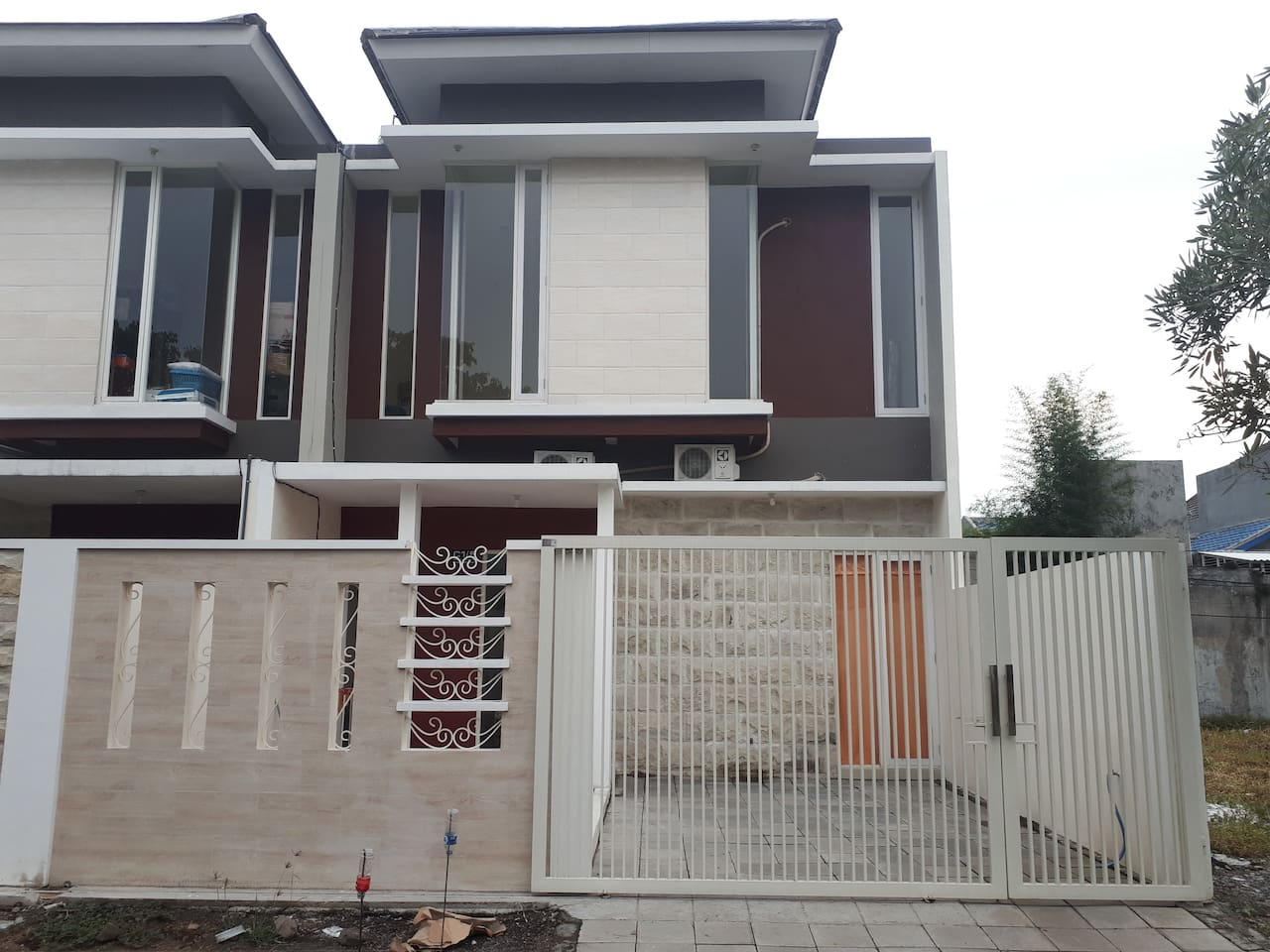 New Comfortable House