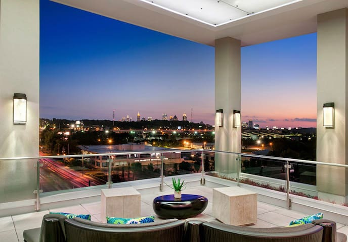 Luxury Apartment in Buckhead