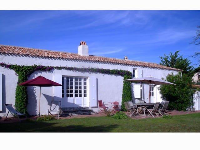 Maison Beausejour Ile d'Aix