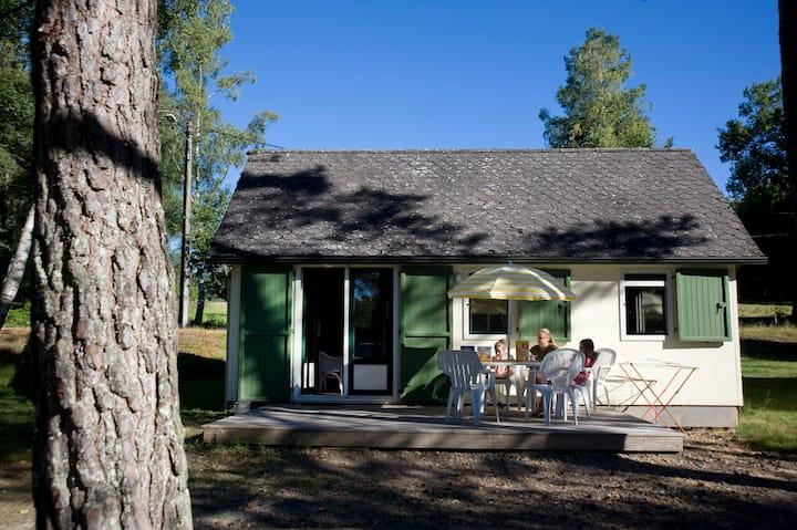 Cottage confort 4/6pers Face au lac