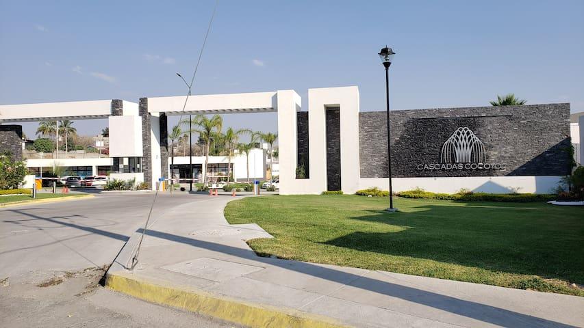 Departamento de Lujo, Cocoyoc