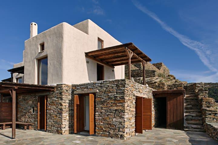 Maison proche Ioulida, Kéa, Cyclades