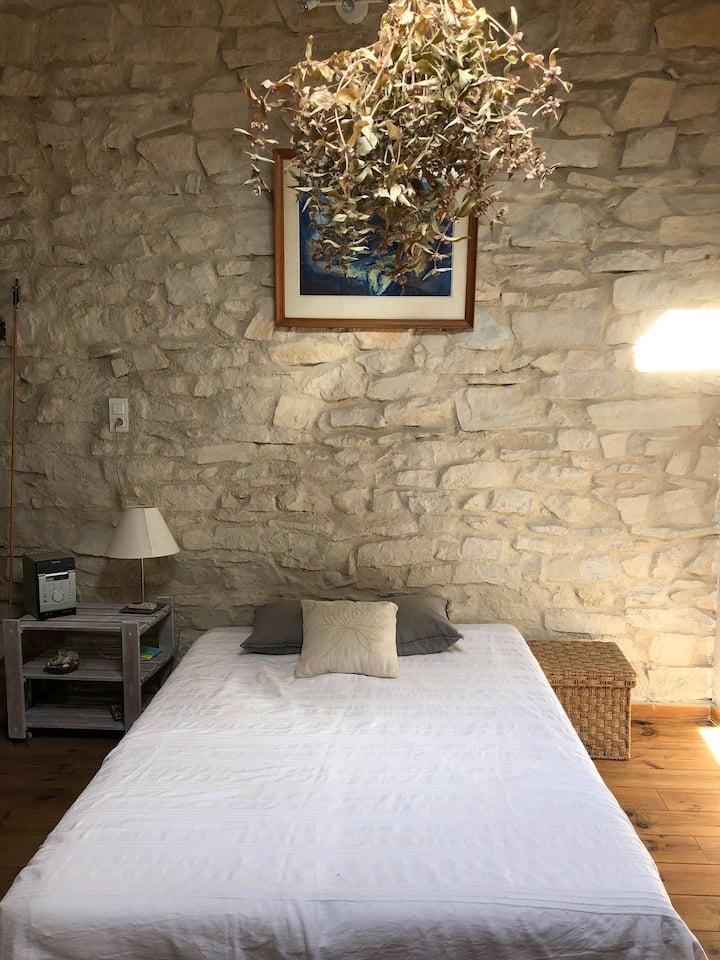 Charmante maison de village près de Nîmes