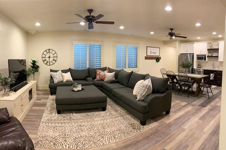 Beautiful Basement Apartment | Prime Location