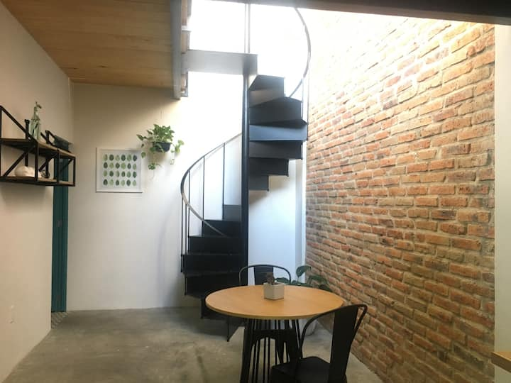 Functional Loft C Smart Travel Chapultepec