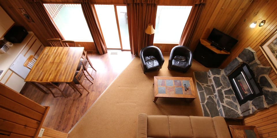 2 Bedroom at Banff Gate Mountain Resort