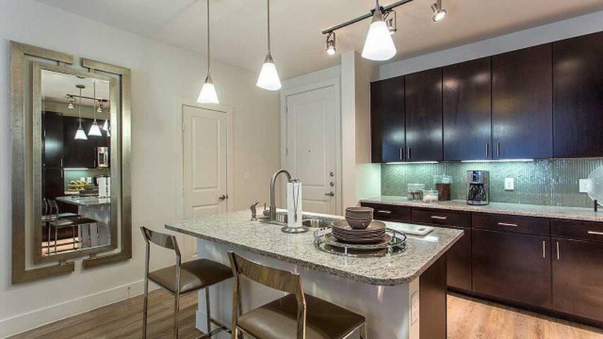 La Cantera furnished apartment