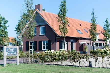 Landelijke B&B in Noord Limburg - Szoba reggelivel