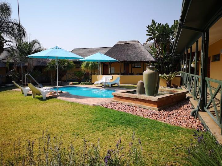 Rooiberg Resort (Ukuthula Lodge)