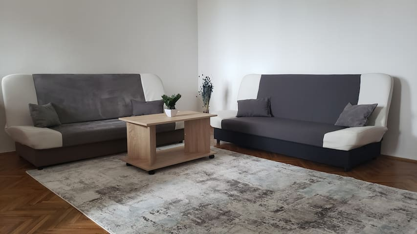 Cozy apartment in downtown Prishtina