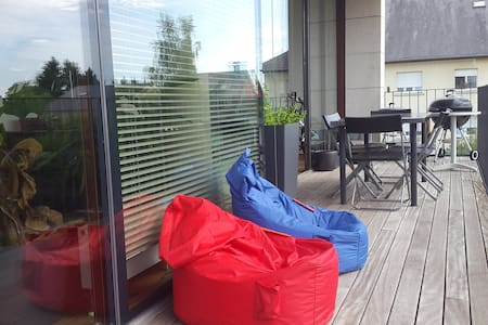 Chambre à 5mn du centre ville (4km) - Appartement