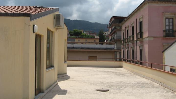 La casa delle terrazze