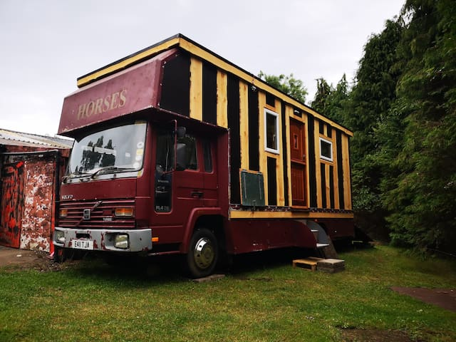 HETTY The Horse Box