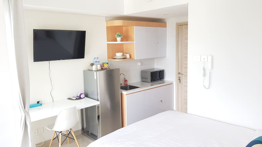 Studio 88 Apartment Taman Melati YK