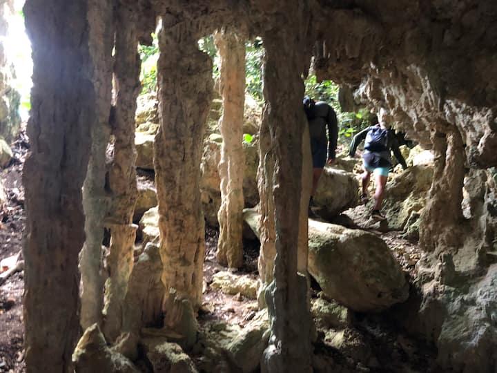 Kiko's Whales, Hiking & Cave adventure, Eua