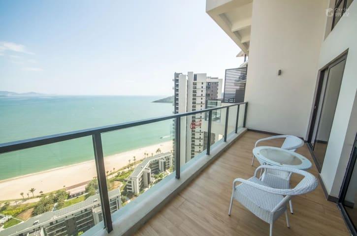 大亚湾十里银滩黄金海岸度假公寓海悦湾独立个人房东干净卫生