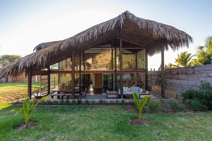Zuzu Vichayito Casa para 8 con piscina