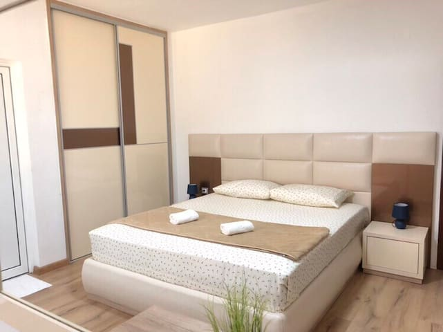 Double room / As Apartments