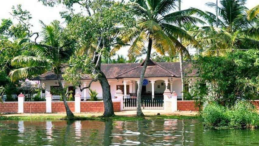 Sun holidays !!! enjoy River Pampa and Champakulam