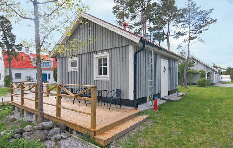 Holiday cottage with 1 bedroom on 30 m² in Lärbro