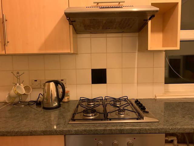 Spacious large 2-bedroom flat- Whole property