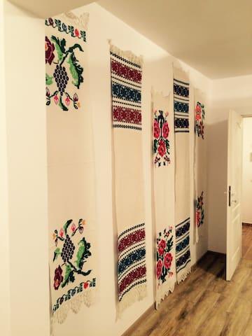Traditional apartment Baia Mare - Baia Mare - Apartamento