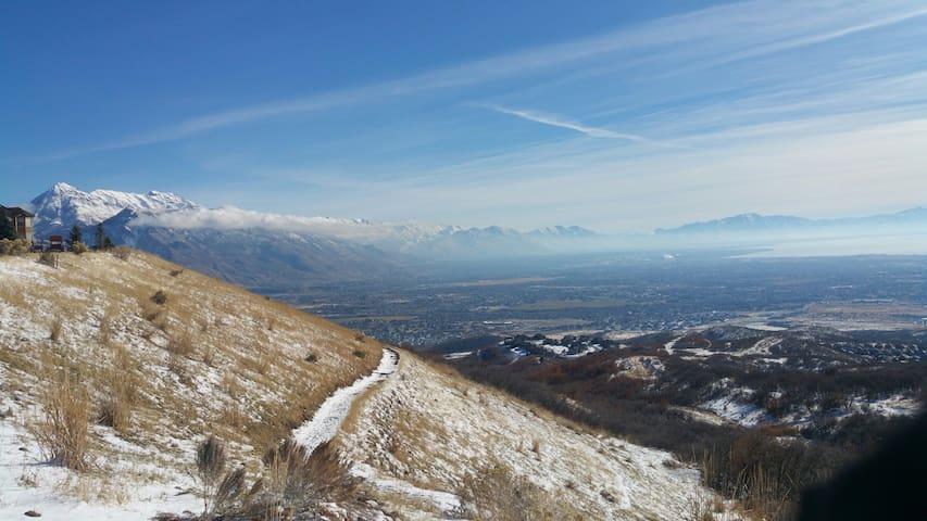 Hikers' Bikers' Paragliders' Heaven