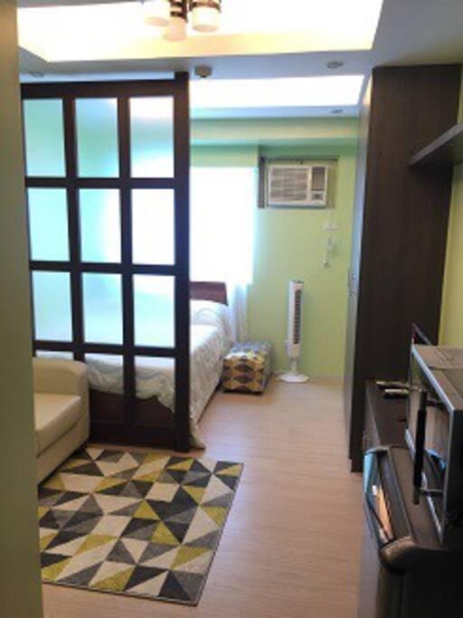 The m place condominium quezon city condominiums for for Cocktail tables for rent quezon city