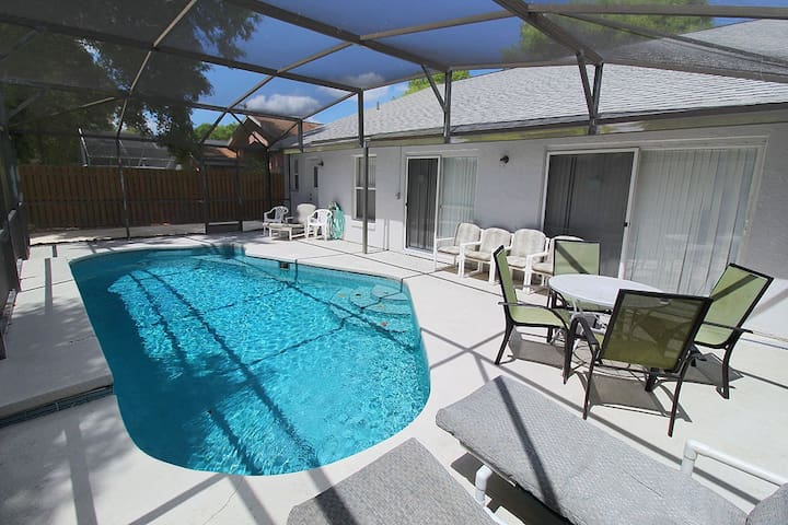 100% Private Pool - South Facing