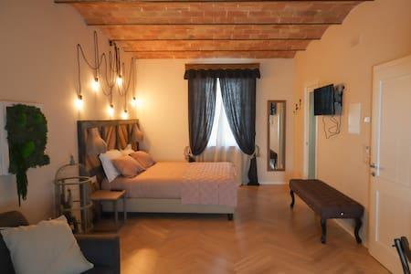 B&B LA Taccola, camera La Soffitta