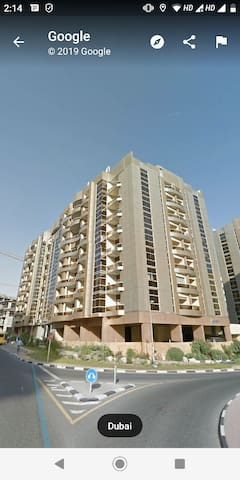 Fully furnished 1 BHk for rent in Silicon oasis