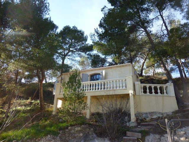 Studio atypique sur la côte bleue - Le Rove - Casa