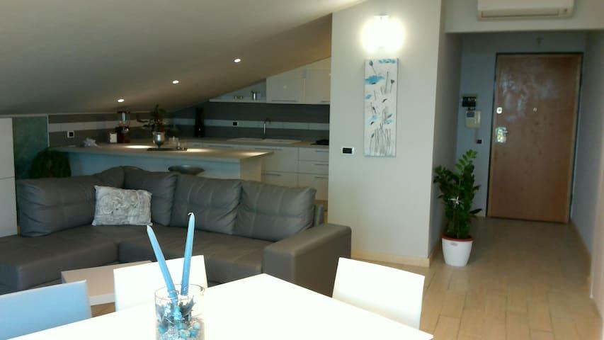 Mansarda accogliente - Teramo - Apartment