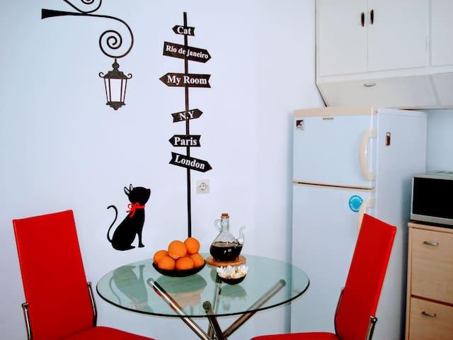 Cozy apartment - Chania center