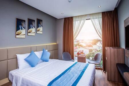 1 bed x 1m6